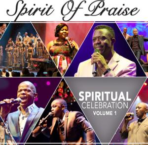 Spirit of Praise - Ketshepile Wena/Ekhalvari (SOP vol 3) [feat. Benjamin Dube]